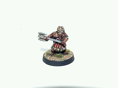 Gimli Lord of the rings. Gamesworkshop warhammer pro painted miniature