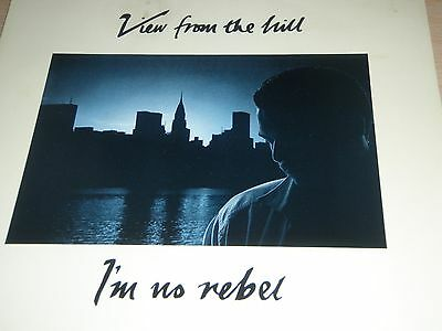 "View From The Hill I'm No Rebel b/w Stay And Let Me Love You 7"" 1987 EMI 5580"