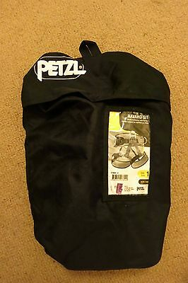 Petzl Navaho Sit - Work positioning seat harness - NEW