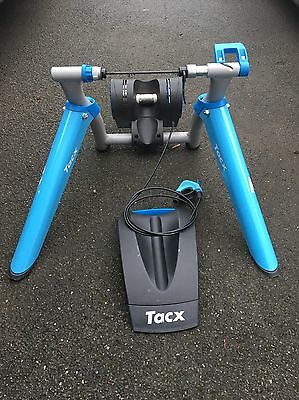 Tacx Booster turbo trainer road cyclist bike