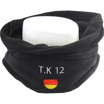 Keeper ID Neck Warmer Football Snood (Black)