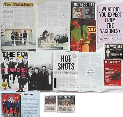 The Vaccines : Cuttings Collection