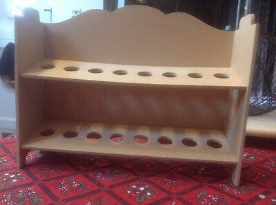 MDF  ink refill or stickles rack.   16 spaces