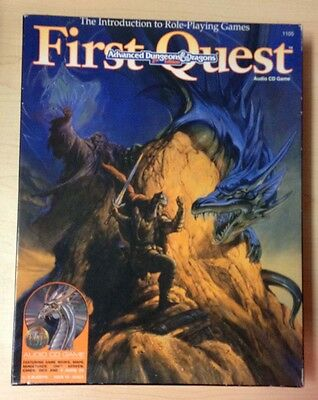 First Quest (AD&D) Advanced Dungeons & Dragons (1105)