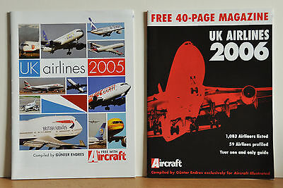 Uk Airlines 2005 & 2006