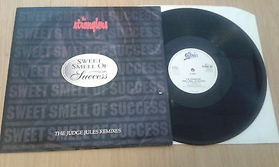 "The Stranglers Sweet Smell of Success (Judge Jules Remixes) 12"" vinyl"