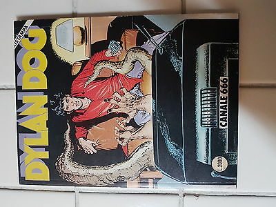 Dylan dog numero 15 canale 666