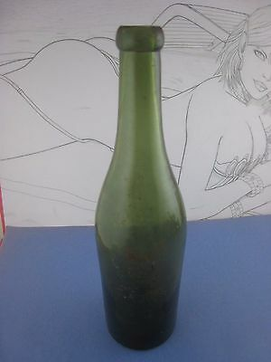 Vintage 1840's ' Blob Top Beer Bottle '...shipwreck,Florida Coast..