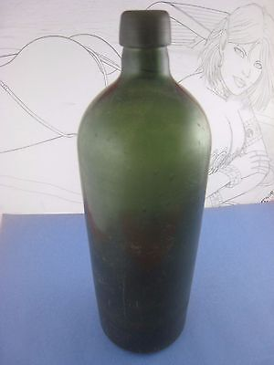 Vintage 1830's ' Medicine Bottle '...shipwreck,Florida Coast...Large