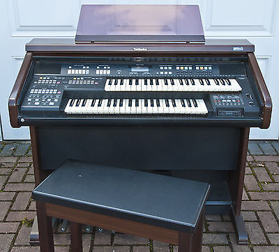 Technics EN4 Digital Electronic Organ. (Will Deliver, read details)