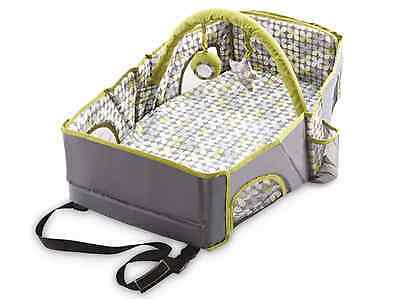 Summer Infant Baby Portable Travel Bed, Bassinet, Co-Sleeper + FREE Shipping