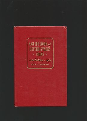 1964 RED BOOK 17 TH EDITION by R.S. YEOMAN