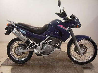 Circa 1993 Kawasaki KLE250A Anhelo Unregistered Jap Import Lovely Clean Bike