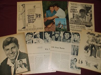 Jerry Lewis - Clippings