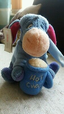 hot choc eeyore new with tags