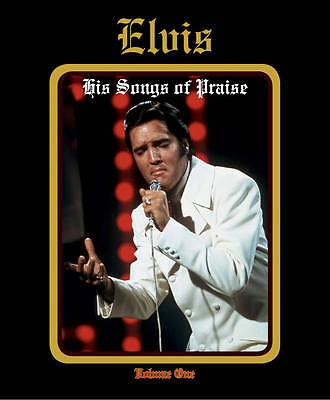 Elvis: His Songs Of Praise-Volume 1-Ftd Book/cd. Still Sealed From Author