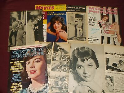 Natalie Wood - Clippings  (Lot A)