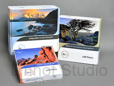Lee Filters SW150 Mark II Holder Tamron 15-30mm Adapter and ND Grad Set Hard