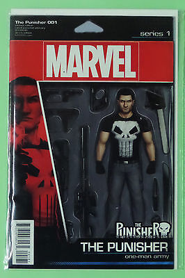 The Punisher: One-Man Army #1 Action Figure Variant