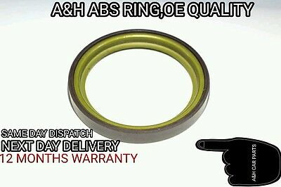 Magnetic Abs Ring For Nissan Micra K12 2003-2012 (Rear Drum)