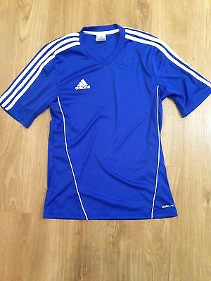 Adidas Men's Climalite Sports Top, Size UK Small