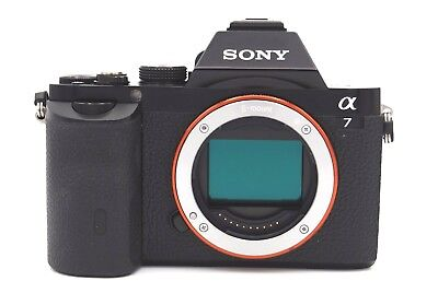 Sony Alpha 7 A7 24.3MP 3''Screen Digital SLR Camera - body only