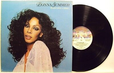 DONNA SUMMER-ONCE UPON A TIME...-RARE DOPPIO LP 33 g. 1977