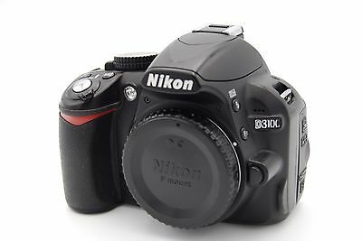 NIKON D3100 14.2MP 3''Screen Digital SLR Camera - BODY ONLY NO LENS