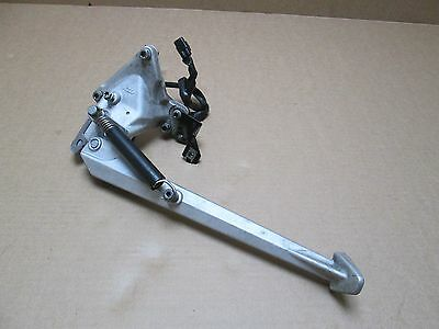 KTM 1190 RC8 2008 8,236 miles only Side prop stand assembly with fittings