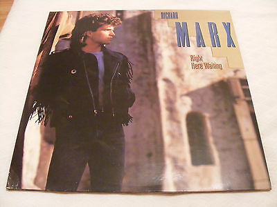 Richard Marx Right Here Waiting 12 inch Single