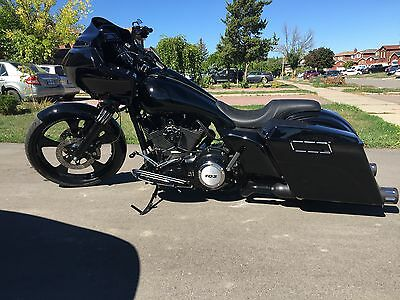 2016 Custom Built Motorcycles Other  2016 custom bagger