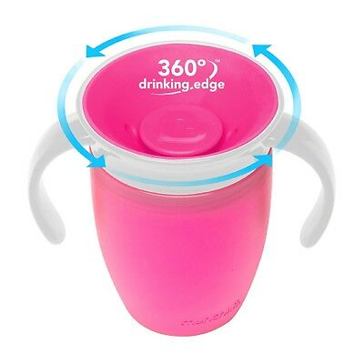 Munchkin Miracle 360 Trainer 7 oz Cup, Colors May Vary 1 ea