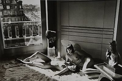 Helmut Newton Sumo Photo 50x70 Mannequins Reclining 1977 Special Collection Nude