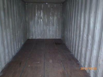 20Ft ( 6M ) Used Shipping Containers