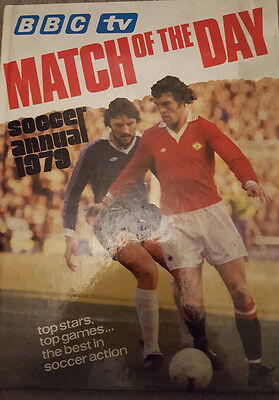 Match Of The Day Annual 1979