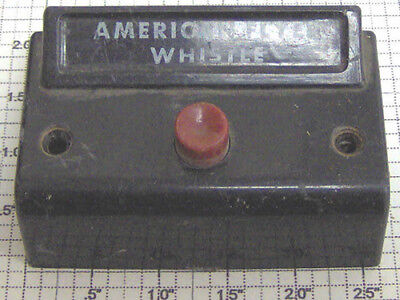 AF XA10961-B S Scale Whistle Control Button