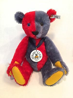 Steiff Club Harlequin Teddy  Ean 420214