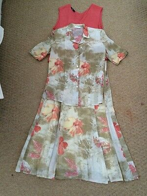 Ladies 3 Piece Outfit Size 10
