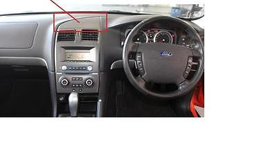 New Ford Ba Bf Dash Top Cover Suit Falcon Fairmont Xr8 Xr6