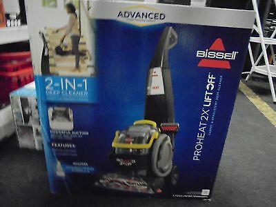 Bissell Proheat 2X Lift Off 2-in-1 Deep Cleaner BRAND NEW