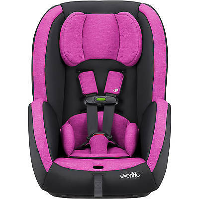 Baby Car Seat Newborn Infant Toddler Sensor Alert Alarm Pink Girls Safety