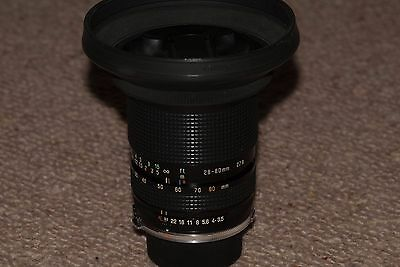 Tamron Sp 28Mm-80Mm F3.5-4.0 Lens Adaptall 2 With Olympus Mount