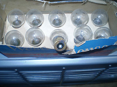 1937-38-39 Plymouth Dome Light Bulbs In Box #87