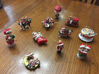 Campbell Soup Collectible Ornaments