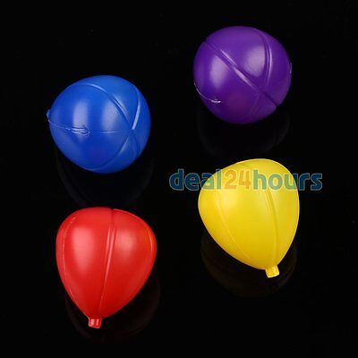 10pcs Plastic Air Balloon Model Ball 1:75 Scale for Kids Educational Home Decor