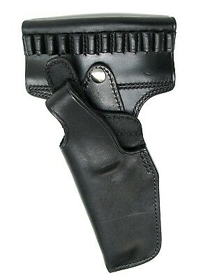 Leather Swivel Holster fits Smith & Wesson 4-inch K Frame