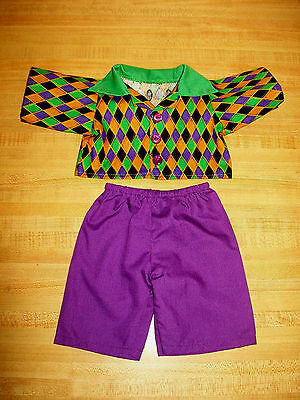"""MEXICAN FIESTA CINCO DE MAYO SHIRT+PANTS+BELT+SANDALS for 16/""""CPK Cabbage Patch"""