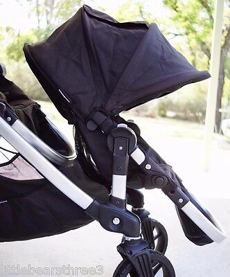 Baby Jogger City Select Black Second Seat Kit (Pre-owned) Pickup QLD 4207