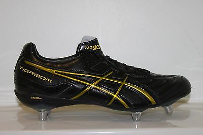 Asics Lethal Tigreor 3  Mens Football / Rugby SG Boots UK12  RRP £92