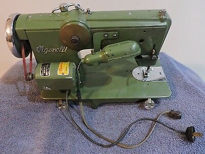 Antique Vigorelli, of Italy, Sewing Machine # 519943 for Parts/Restoration